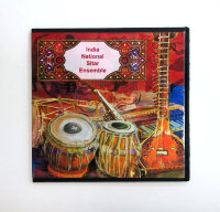 «Traditional Songs & Dances Of Indian, Ragas With Sitar»